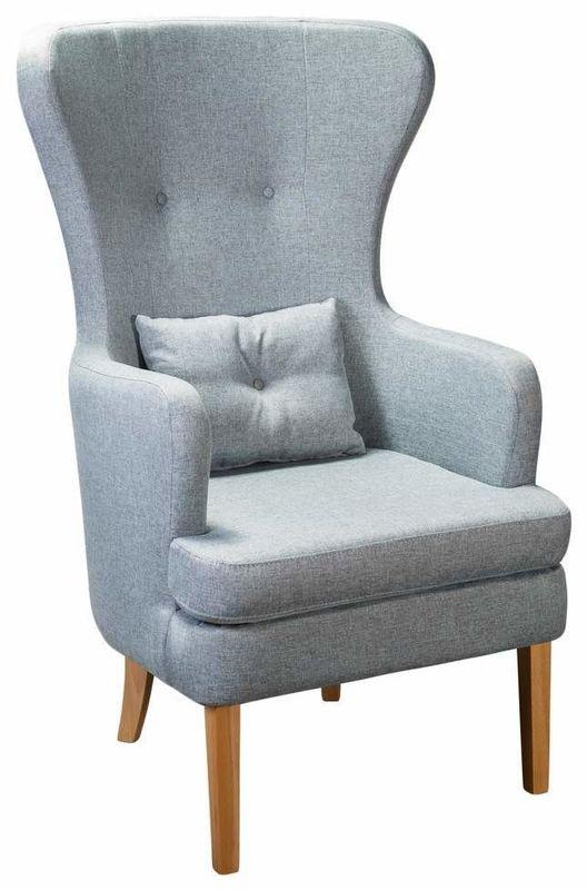 Кресло R-Home Хилтон RST_400081_Gray, серый - фото 2