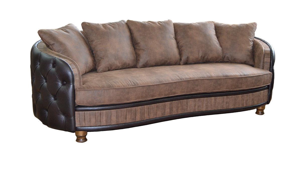 Диван Tiolly Либерти софа (коричневый) - фото 6