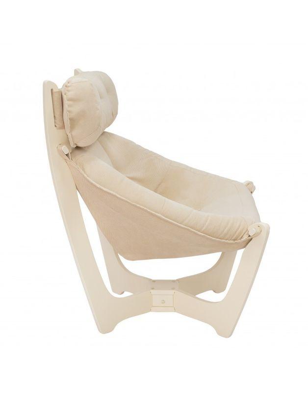 Кресло Impex Модель 11 verona сливочный (Antrazite grey) - фото 3