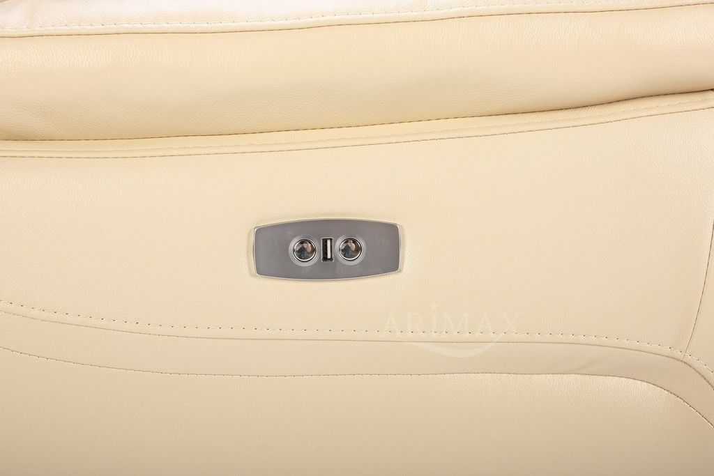 Кресло Arimax Митчел (Ванильное безе) - фото 8