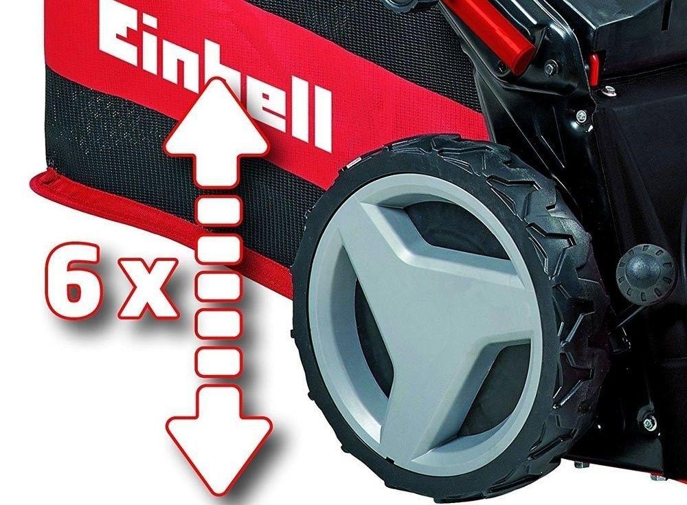 Газонокосилка Einhell GE-PM 53 VS HW - фото 3