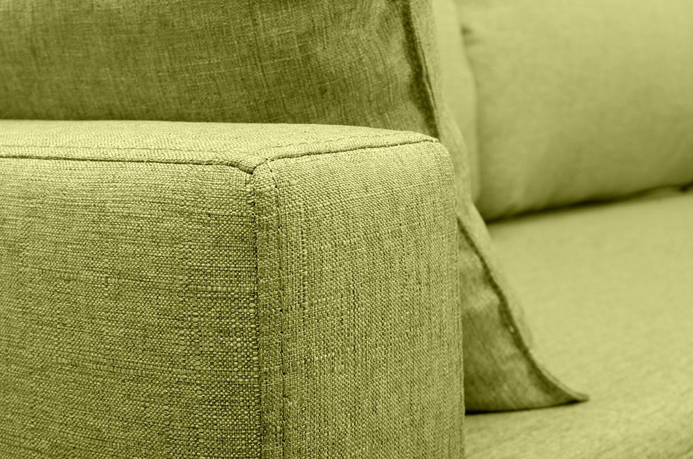 Диван Woodcraft Миннесота Textile Lime - фото 6