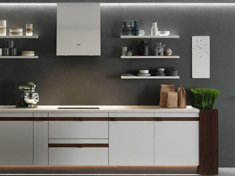 Кухня AlvaLine Orhidea (белая) - фото 3