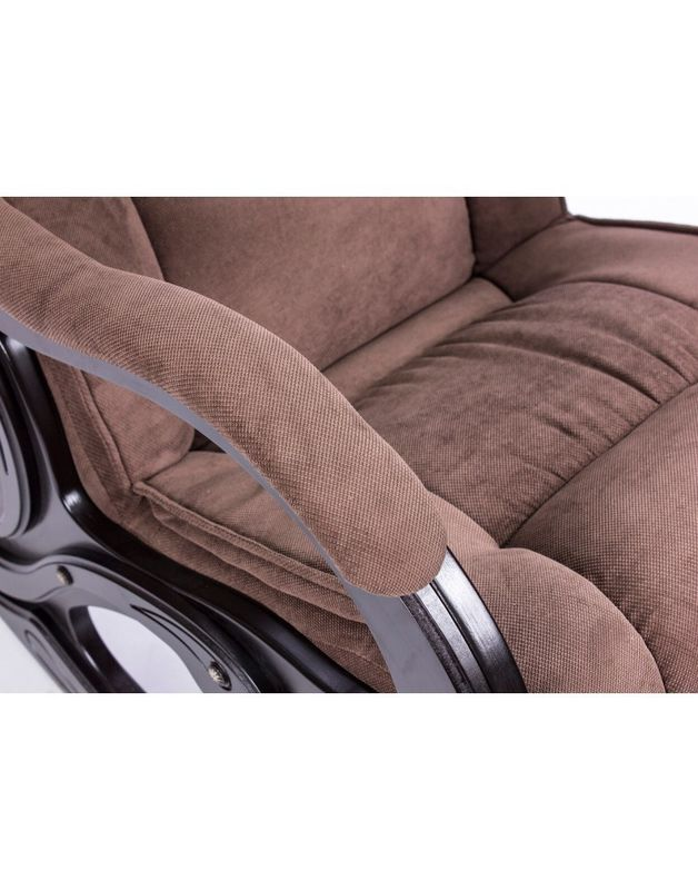 Кресло Impex Модель 77 Verona venge (light grey) - фото 6