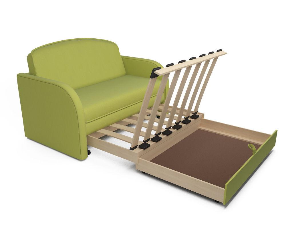 Диван Мебель-АРС Малютка (зеленый) - фото 5