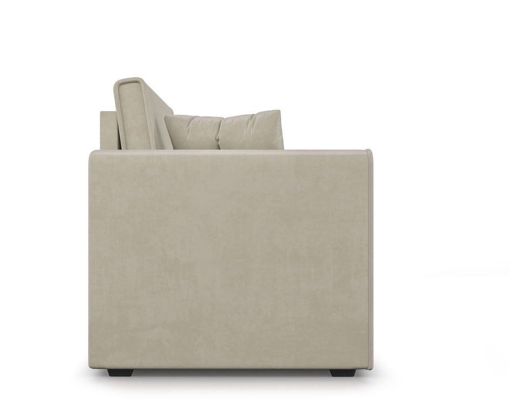 Кресло Мебель-АРС Санта (бархат бежевый) - фото 4