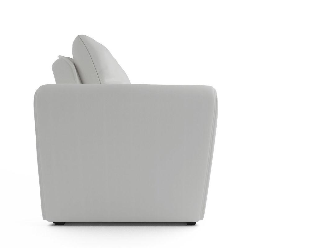 Диван Мебель-АРС Квартет белая экокожа - фото 3