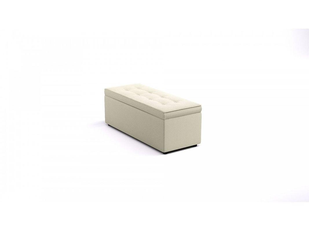 Пуфик Sonit 3 с пуговицами (Milton 01) - фото 1