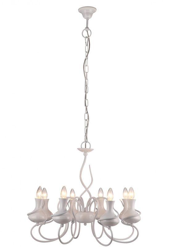 Светильник Arte Lamp Vaso A6819LM-8WH - фото 1