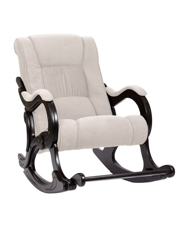 Кресло Impex Модель 77 Verona venge (light grey) - фото 1