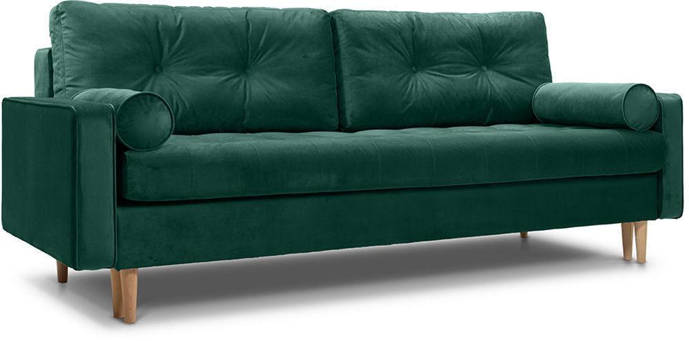 Диван Woodcraft Ситено Barhat Emerald - фото 2