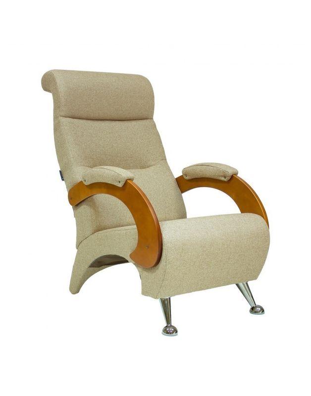 Кресло Impex Модель 9-Д орех (Мальта 3) - фото 1
