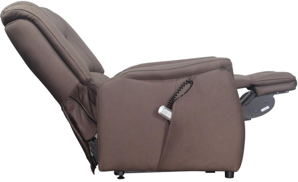 Кресло Arimax Dr Max DM01002 (Коричневый) - фото 6