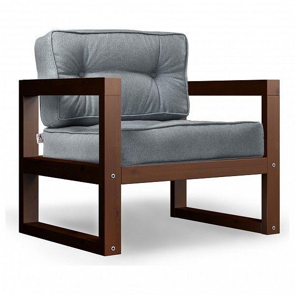 Кресло Anderson Астер AND_122set238, серый - фото 1