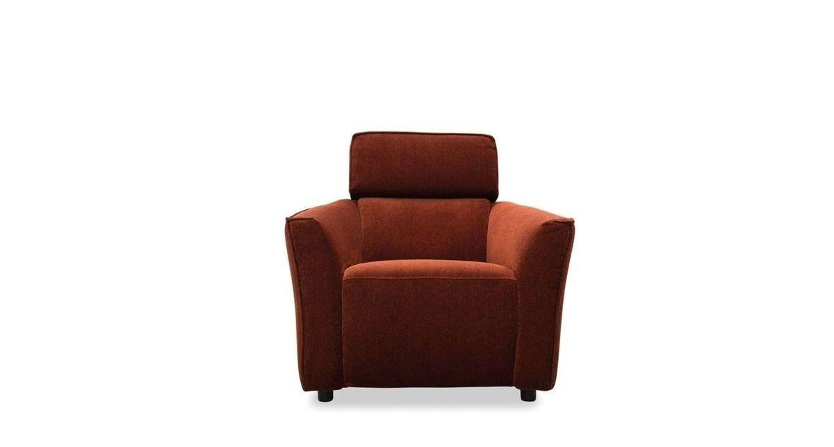 Кресло Gala Collezione Nola в ткани - фото 1