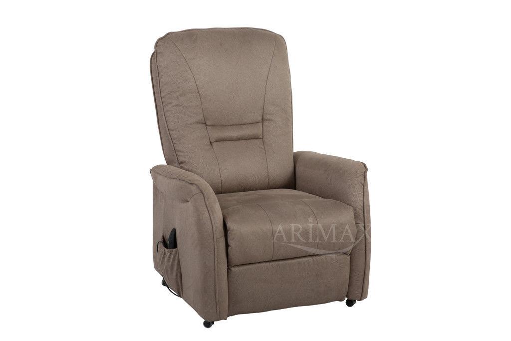 Кресло Arimax Dr Max DM02007 (Серо-коричневый) - фото 1