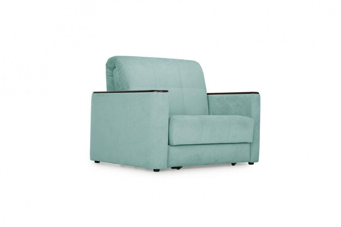 Кресло Stolline Мартин светло-зеленое - фото 1