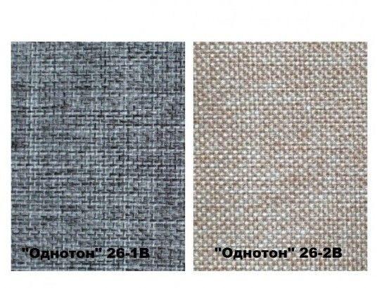 Диван Кристалл Аккордеон выкатной (80x195) Рогожка однотонная 26-1B - фото 2