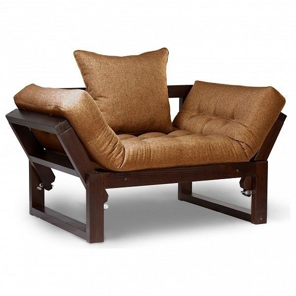 Кресло Anderson Амбер AND_120set274, коричневый - фото 1