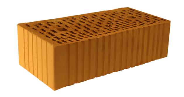 Кирпич Радошковичский КЗ блок поризованный пустотелый 510x250x138 9NF 16.8 кг М-100 - фото 1