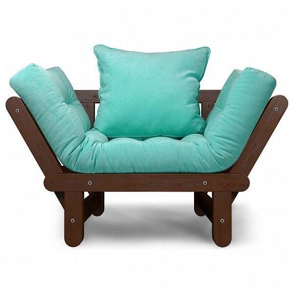 Кресло Anderson Сламбер AND_33set106, голубой - фото 1