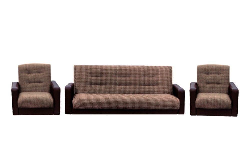 Набор мягкой мебели Квартет Комплект Лондон Комби - фото 2