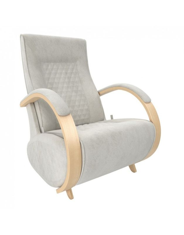 Кресло Impex Balance-3 Verona  натуральный (light grey) - фото 1