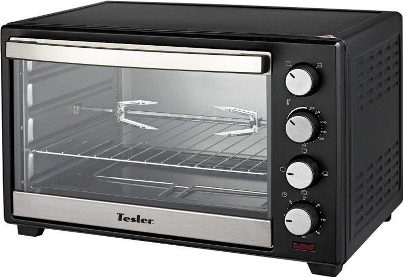 Электродуховка Tesler EOG-6000 Black - фото 1