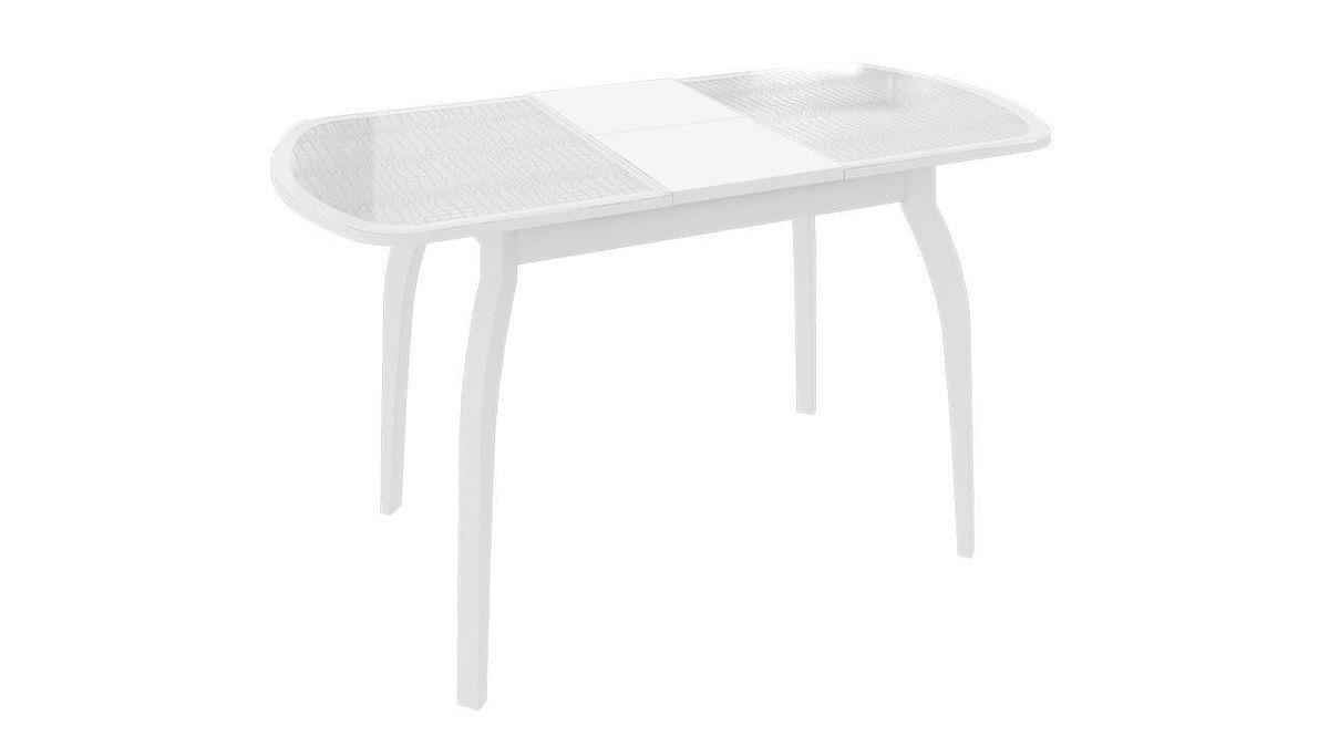 Обеденный стол ТриЯ Ницца 2 раздвижной на деревянных ножках - фото 5