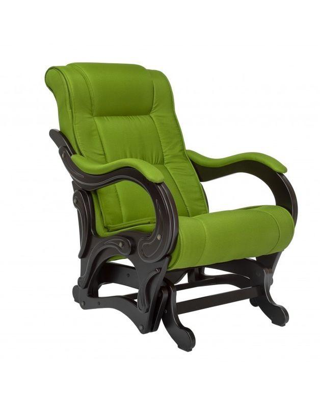Кресло Impex Кресло-гляйдер, Модель 78 Montana venge (Цвет каркаса venge) - фото 1