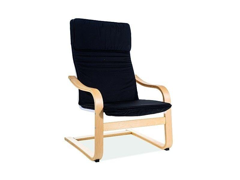Кресло Signal Mike (черный) - фото 1