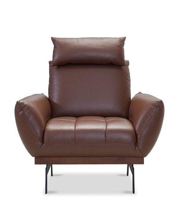 Набор мягкой мебели Gala Collezione Nicea (натуральная кожа) - фото 6