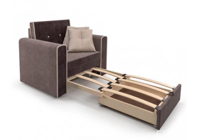 Кресло Craftmebel Санта (кордрой коричневый) - фото 3