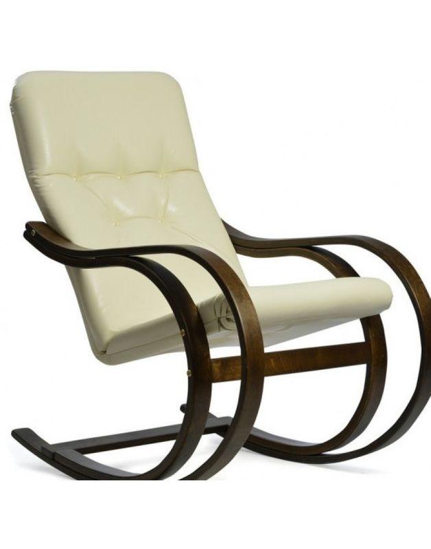 Кресло Impex Кембридж (молочный) - фото 1