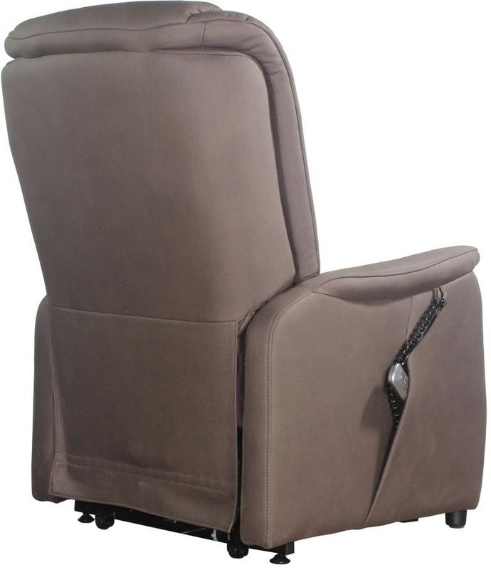 Кресло Arimax Dr Max DM01002 (Коричневый) - фото 4