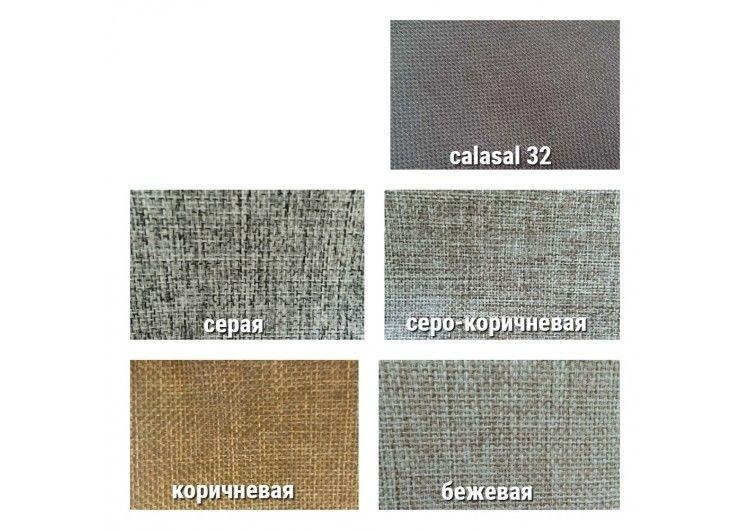 Диван Настоящая мебель Константин Питсбург П-образный коричневый - фото 3