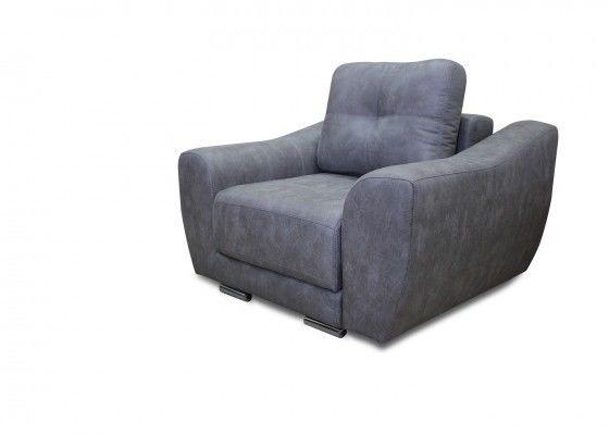 Кресло Экомебель Милан ПР 11 тик-так (ткань склад) - фото 2