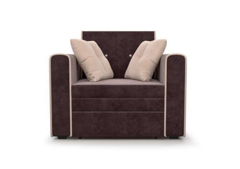 Кресло Craftmebel Санта (кордрой коричневый) - фото 7