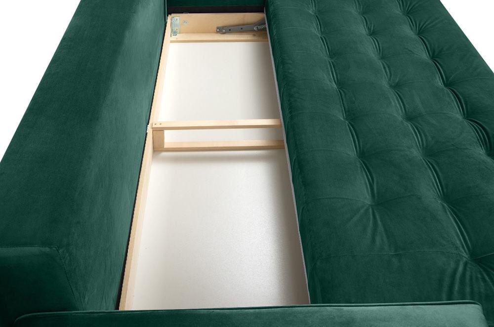 Диван Woodcraft Ситено Barhat Emerald - фото 11