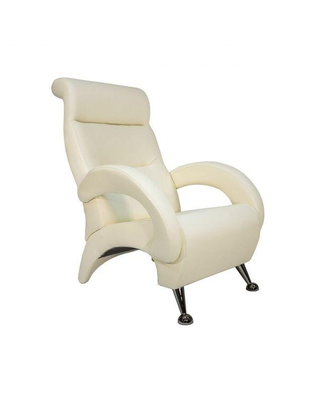 Кресло Impex Модель 9-К Экокожа (Антик-крокодил) - фото 2