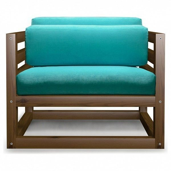 Кресло Anderson Магнус AND_125set428, голубой - фото 1