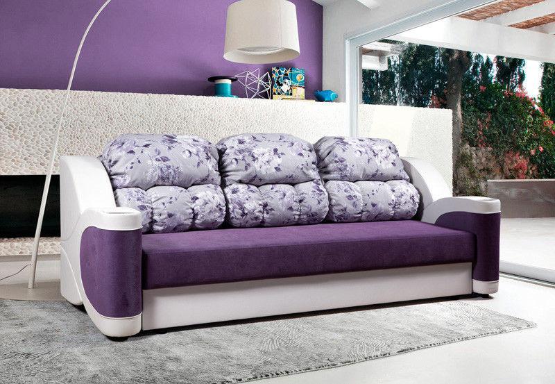 Диван Tiolly Марсель (фиолетовый) - фото 1