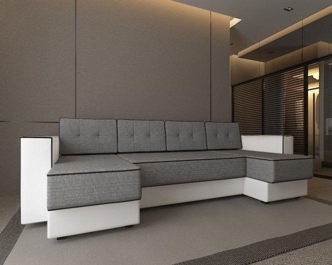 Диван Настоящая мебель Константин п-образный Орландо (модель 91) - фото 1