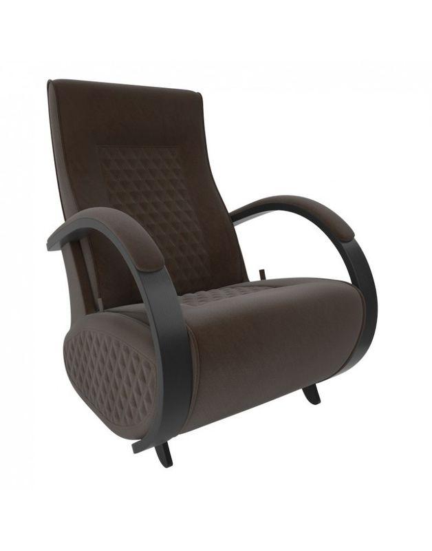 Кресло Impex Balance-3 Verona (brown) - фото 4
