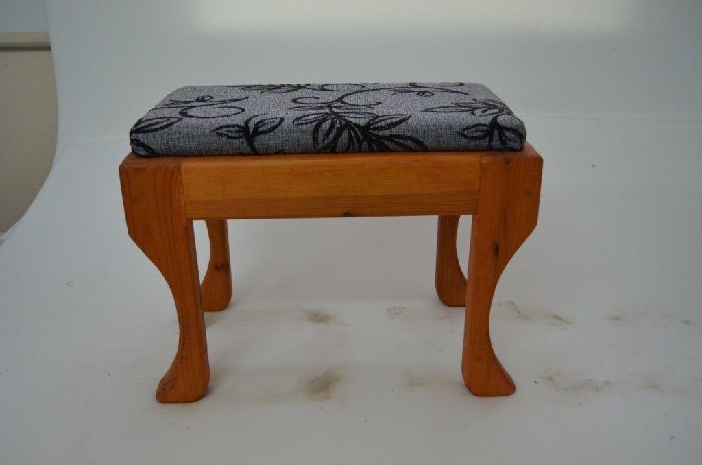 Пуфик Вливск-Мебель 36х60 см с нишей для хранения - фото 1