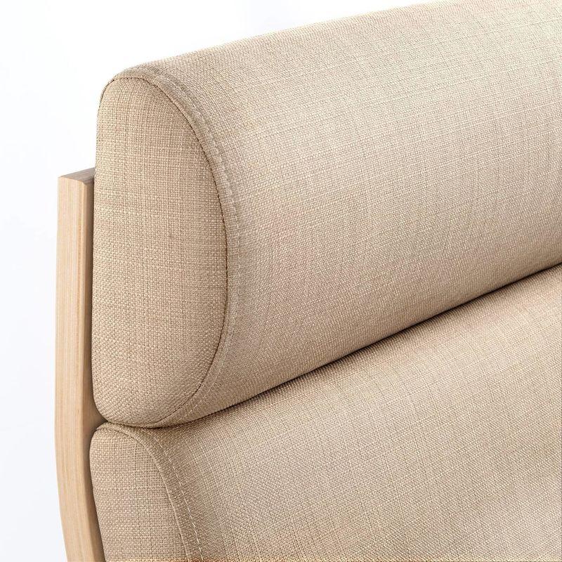 Кресло IKEA Поэнг 993.027.96 - фото 4