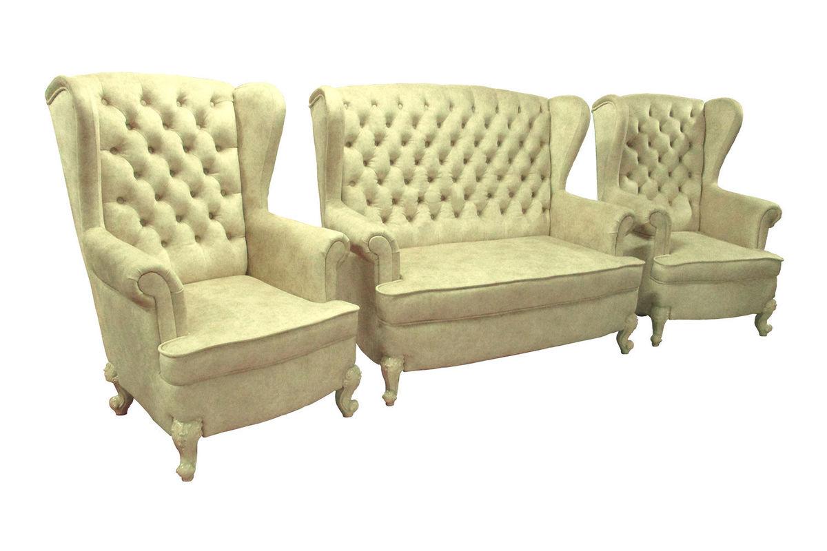 Набор мягкой мебели Феникс-Мебель Виктория 4 - фото 2