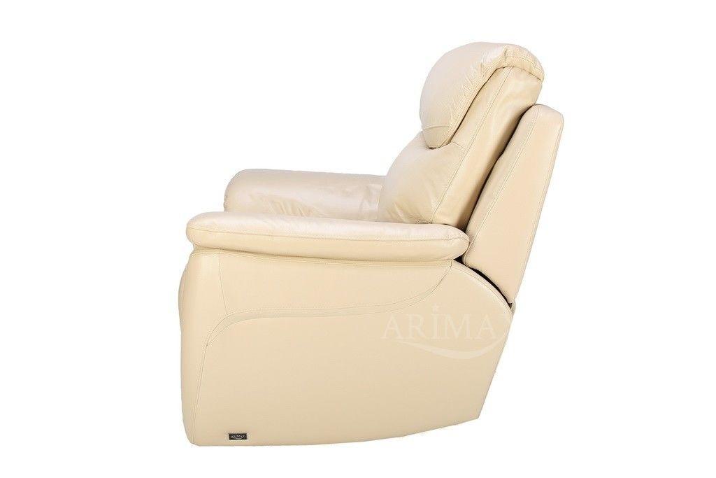 Кресло Arimax Митчел (Ванильное безе) - фото 4