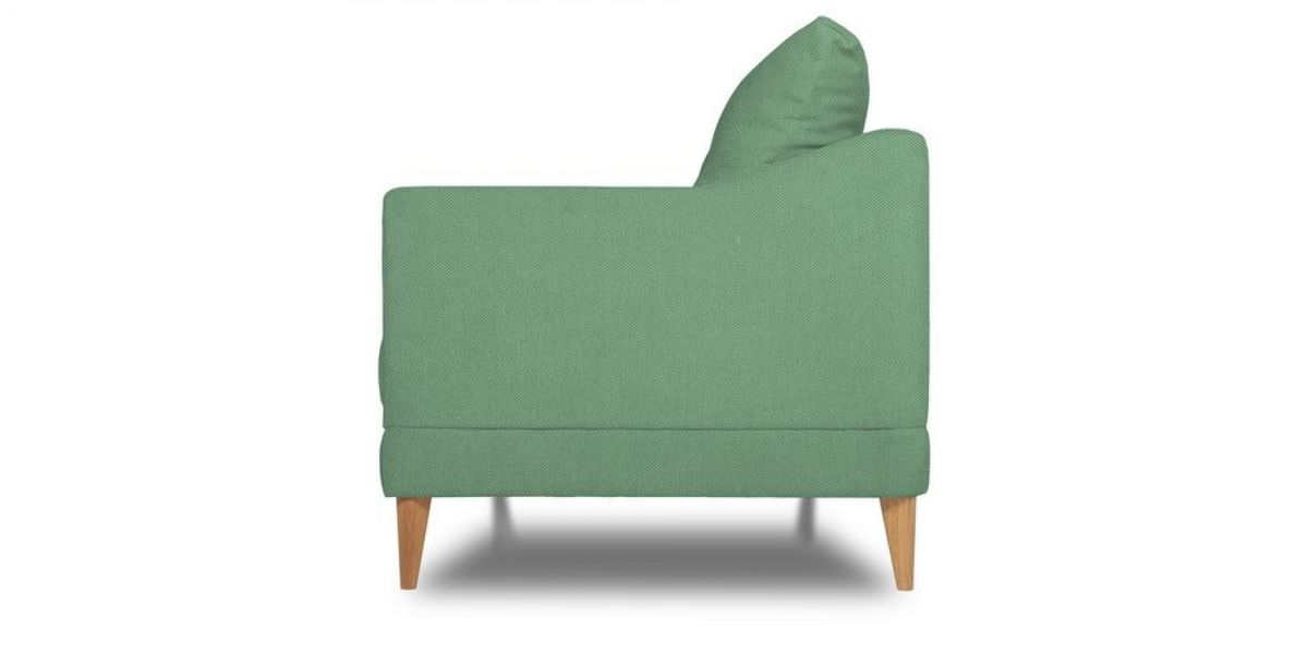 Кресло WOWIN Полар (Мятная рогожка) - фото 3