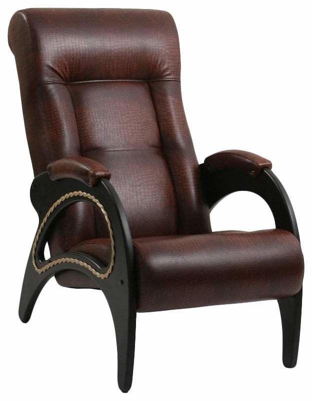 Кресло Комфорт (Impex) Модель 41 KMT_2000000070872, коричневый - фото 1